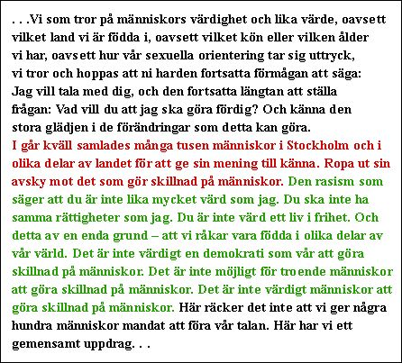 grattis på 18 årsdagen text Julia Caesar: När Sverige rämnade « Snaphanen.dk grattis på 18 årsdagen text