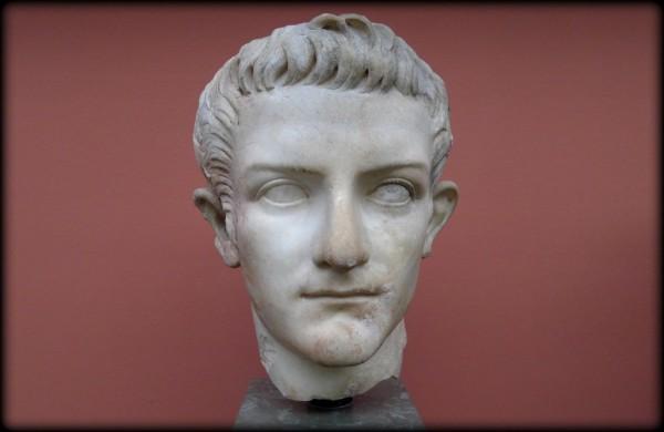 Cæsar - Portræt Af Cæsar
