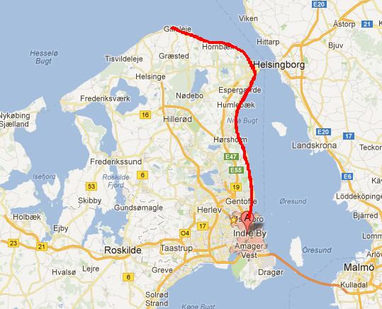 københavn   Google Maps