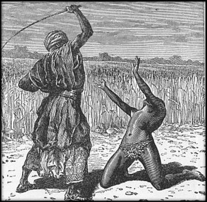 slaveri i afrika