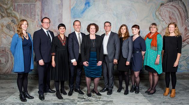 Borgarråd i Stockholm