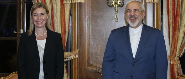 mogherini-met-iran-deal-onderhandelaar