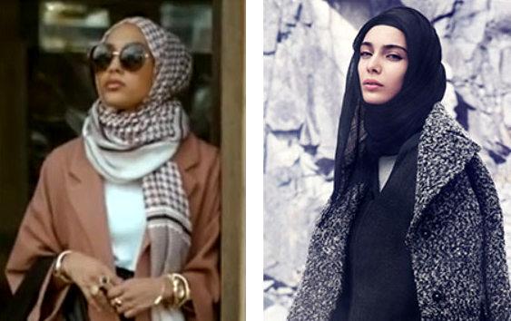 muslimska kvinnor slöja