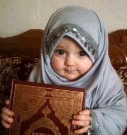 Hijab på barn