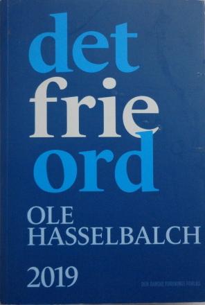 "Bogen ""Det frie ord"" af Ole Hasselbalch bestilles på danskeren@danskeren.dk"